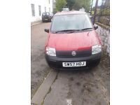 Fiat Panda, 1.1 Petrol, 5 dr, *LOW MILEAGE, CHEAP AS WANT QUICK SALE*