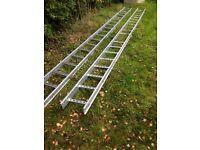 Cable Ladder Rack 3 meters x 300mm Galvanized NEW Garage / carport building?