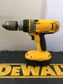 DEWALT DC988 18v impact/cordless 3 speed hammer drill/driver
