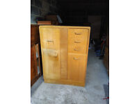 GPLAN 50s Chest od drawers / wardrobe - free delivery available