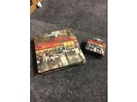 Brent Heighton Placemats & Coasters x12