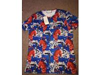 Men's Gucc* Bengal Tiger Tee Large