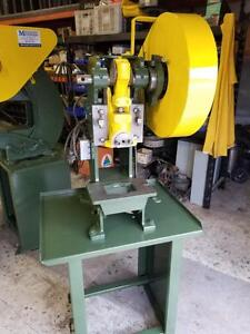 Punch Press / Poinconneuses alceco 6 ton