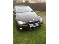 BMW 320d poss px towards discovery