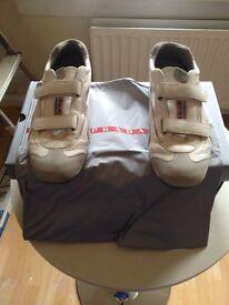 Prada training shoes