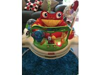 Jumperoo Fischer Price *** Reduced for quick Sale *****