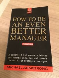 Management books