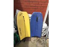 Blue Rush Bodyboard