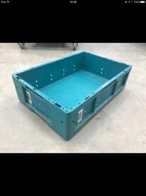 86 Schafer storage boxes