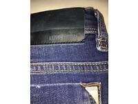 Boys age 12/14 coat &jeans bundle