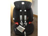 Britain Evolva 1-2-3 car seat