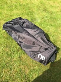 MacLaren Stroller, with mothercare Cartier bag and rain cover