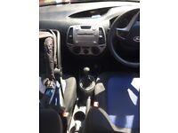 Hyundai i20 comfort, 5doors, 1.2, blue car