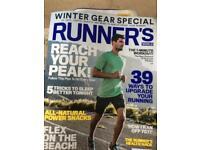 Running magazines