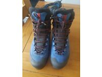 Mens Salomon X Alp MTN GTX B1 Boots C1 compatible Mountaineering Boots