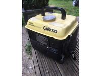 Cosmo 650 Watt Portable Petrol Generator