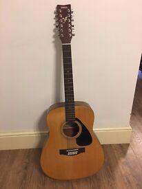 Yamaha 12 String Guitar