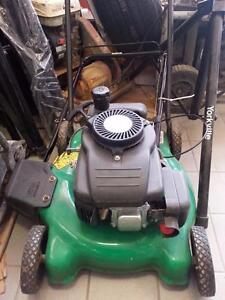 Master Cut Gas Lawn Mower (#42549). We sell used Lawn Mowers! We carry hedge trimmers, lawn trimmers, shears and more!