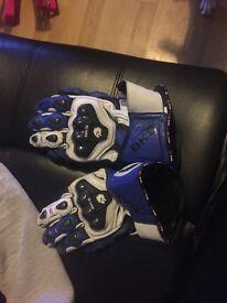 BKS Motorbike Gloves