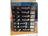 Wasgij puzzles/jigsaw