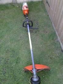 Stihl fs44 petrol grass strimmer