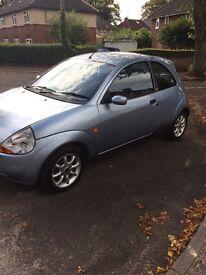 2008 57 reg ford ka zetec luxury model 26000 genuine miles from new £995