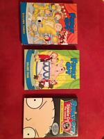 Coffret Family Guy volume 3 et 4 + film