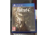 Fallout 4 Playstation 4 Immaculate Condition