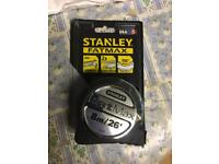 Stanley STA533891 FatMax Xtreme Tape Measure 8m 26ft 5-33-891 Brand new