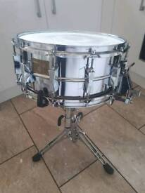 "Rare 80""s Sonor Signature HLD 582 series nare drum"