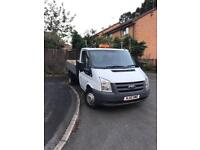 FORD TRANSIT TIPPER**NICE CLEAN TRUCK**