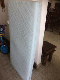 COT MATTRESS IKEA 60x120cm like new