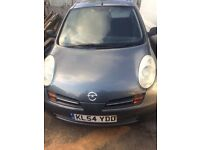Nissan micra 1.2 2door cheap