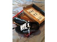 Black Heelys UK size 3