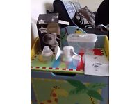 Tommee tippee closer to nature manuel breast pump excellent condition hardly used