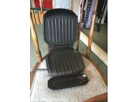 George Forman Grill. Ready to use and clean. Good condition