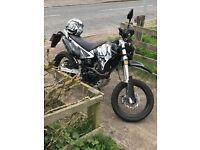 Sinnis Apache 125cc road legal 125 learner legal