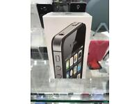 IPhone 4s 16gb new sealed in white unlocked with WARRANTY