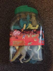 Brand New Box of Dinosaurs