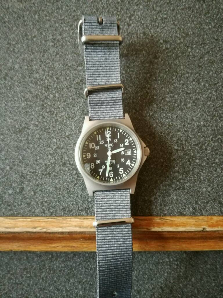 MWC G10 LM Military Watch
