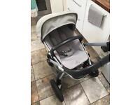 Quinny Buzz Xtra pram pushchair stroller buggy