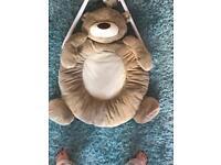 Teddy bear playmat
