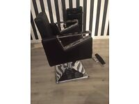 £180 ono BARBER/hairdressing chairs X2
