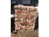Cheshire reclaimed bricks