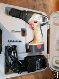 Cordless power drill by Performance