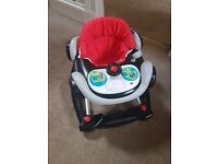 Coupe Baby Walker Car