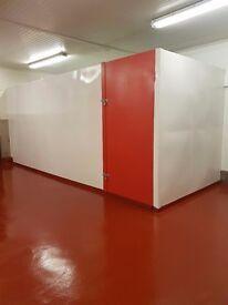 Storage unit 80 sq ft