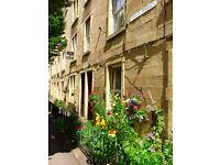 Lovely 2 Bedroom, spacious and central flat, Fowler Terrace, Edinburgh