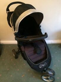 Mini city Jogger Pram/ pushchair
