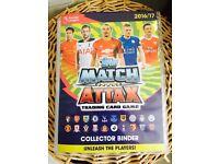 Match Attax 2016/2017 Binder